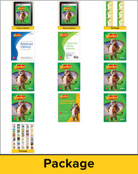 Wonders Balanced Literacy, Grade 4 Comprehensive Package, 6-year subscription