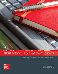 HSE Basics: Writing Core Subject Module, Student Edition