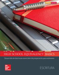 HSE Basics Spanish: Writing Core Subject Module, Student Edition