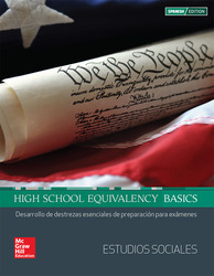 HSE Basics Spanish: Social Studies Core Subject Module, Student Edition