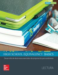 HSE Basics Spanish: Reading Core Subject Module, Student Edition