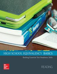 HSE Basics: Reading Core Subject Module, Student Edition