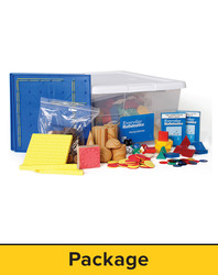 Everyday Mathematics 4, Grade 4, Manipulative Kit with Markerboards