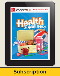 CUS Health and Wellness Grade K OSE 2.0 6 YR