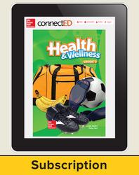 CUS Health and Wellness Grade 2 OSE 2.0 6 YR