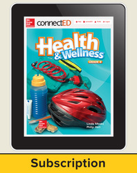 CUS Health and Wellness Grade 4 OSE 2.0 6 YR