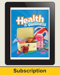CUS Health and Wellness Grade K OSE 2.0 1 YR