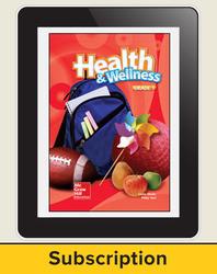 CUS Health and Wellness Grade 1 OSE 2.0 1 YR