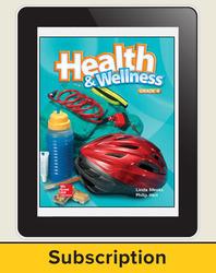 CUS Health and Wellness Grade 4 OSE 2.0 1 YR