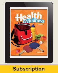 CUS Health and Wellness Grade 5 OSE 2.0 1 YR