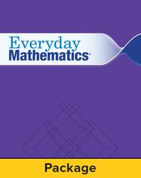 Everyday Mathematics 4, Grade 6, Essential Student Material Set, 1 Year