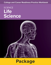 College and Career Readiness Skills Practice Workbook: Life Science, 10-pack
