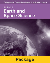 College and Career Readiness Skills Practice Workbook: Earth and Space Science, 10-pack