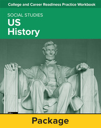 College and Career Readiness Skills Practice Workbook: U.S. History, 10-pack