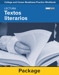 College and Career Readiness Skills Practice Workbook: Literary Text Spanish Edition, 10-pack