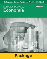 College and Career Readiness Skills Practice Workbook: Economics Spanish Edition, 10-pack