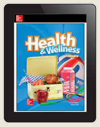 CUS Health & Wellness, Grade K, Student Bundle, 6-year subscription