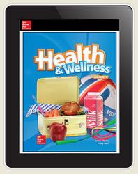 CUS Health & Wellness, Grade K, Student Bundle, 6-year subscription