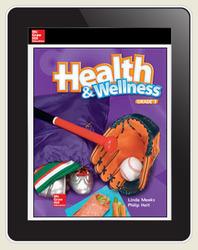 CUS Health & Wellness, Grade 3, Student Bundle, 1-year subscription