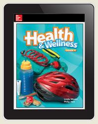 CUS Health & Wellness, Grade 4, Student Bundle, 1-year subscription