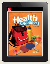 CUS Health & Wellness, Grade 5, Student Bundle, 6-year subscription