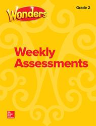 Wonders Weekly Assessments, Grade 2