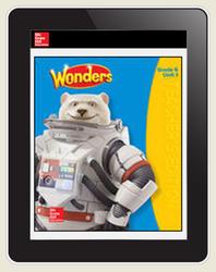 Wonders Teacher Online Workspace 6-Year Online Subscription, Grade 6