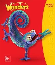Wonders Teacher's Edition,  Volume 2, Grade 1
