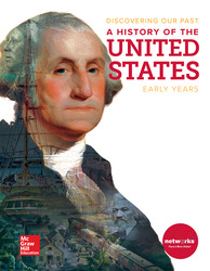 Discovering Our Past: A History of the United States - Early Years, Student Edition