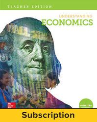 Understanding Economics, Teacher Lesson Center, 6-year subscription