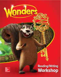 Wonders Reading/Writing Workshop, Volume 1, Grade 1