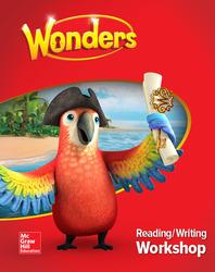 Wonders Reading/Writing Workshop, Volume 4, Grade 1