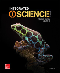 Integrated iScience, Course 1, Teacher Edition Vol. 2