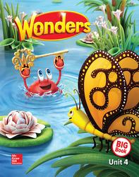 Wonders Reading/Writing Workshop Big Book, Volume 4,  Grade K