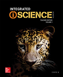 Integrated iScience, Course 2, Teacher Edition Vol. 1