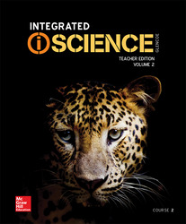 Integrated iScience, Course 2, Teacher Edition Vol. 2