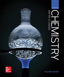 Glencoe Chemistry: Matter and Change, Teacher Edition