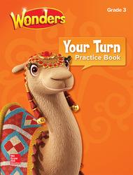 Wonders, Your Turn Practice Book, Grade 3