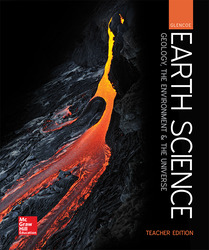 Glencoe Earth Science: GEU, Teacher Edition