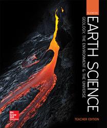 Glencoe Earth Science: GEU, Teacher Edition