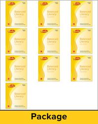 Wonders Balanced Literacy Teacher Guide Package, Grade K