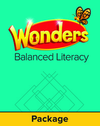 Wonders Balanced Literacy Teacher Guide Package, Grade 2