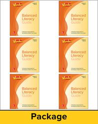 Wonders Balanced Literacy Teacher Guide Package, Grade 3