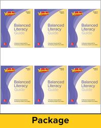 Wonders Balanced Literacy  Teacher Guide Package, Grade 5