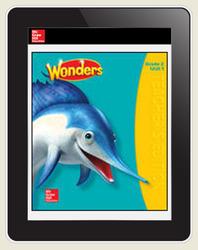 Wonders Teacher Online Workspace 6-Year Online Subscription, Grade 2