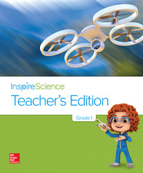 Inspire Science Grade 1, Teacher's Edition