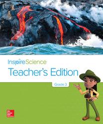 Inspire Science Grade 3, Teacher's Edition