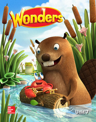 Wonders Reading/Writing Workshop, Volume 7, Grade K