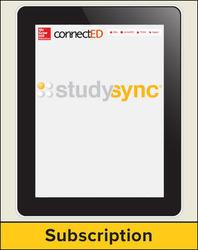 StudySync ELA Grades 6-12 Student Subscription, 1-year