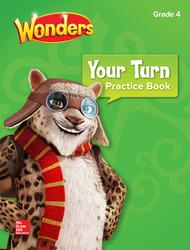 Wonders, Your Turn Practice Book, Grade 4